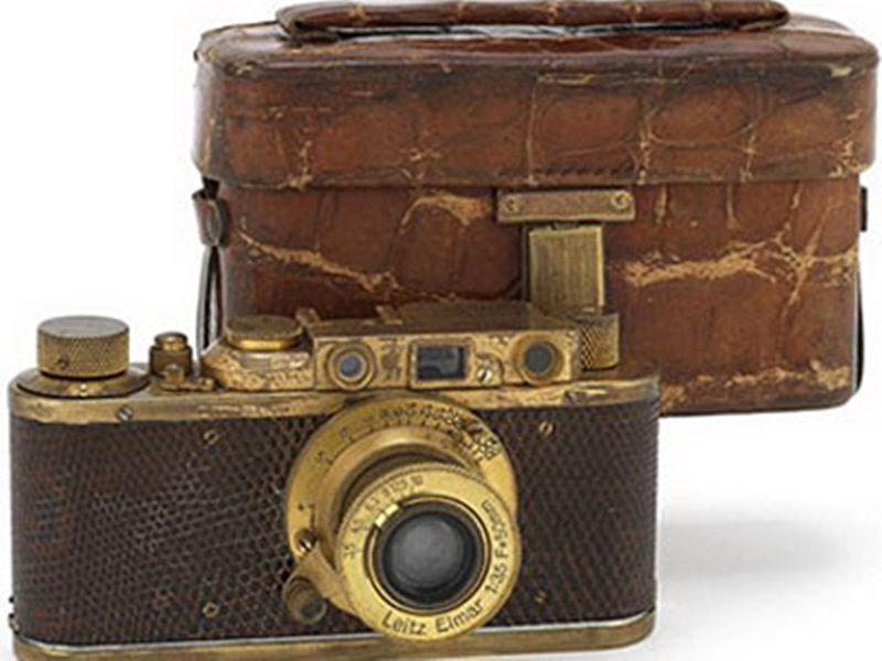 история фотоаппаратов