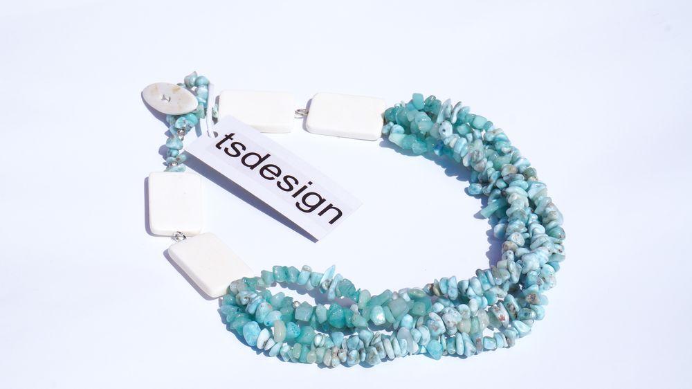амазонит, украшения с камнями, мода и стиль
