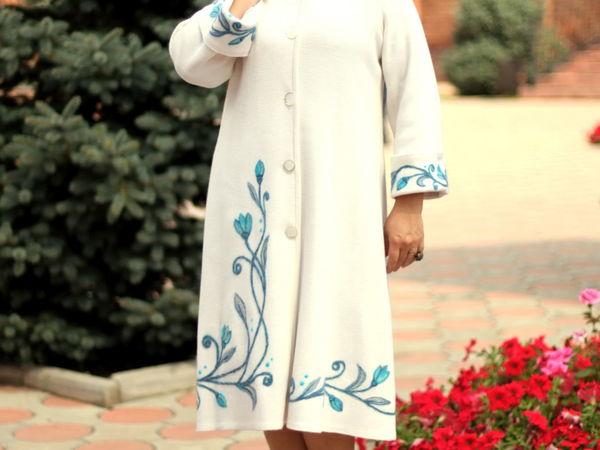 Новое ослепительно красивое пальто! | Ярмарка Мастеров - ручная работа, handmade