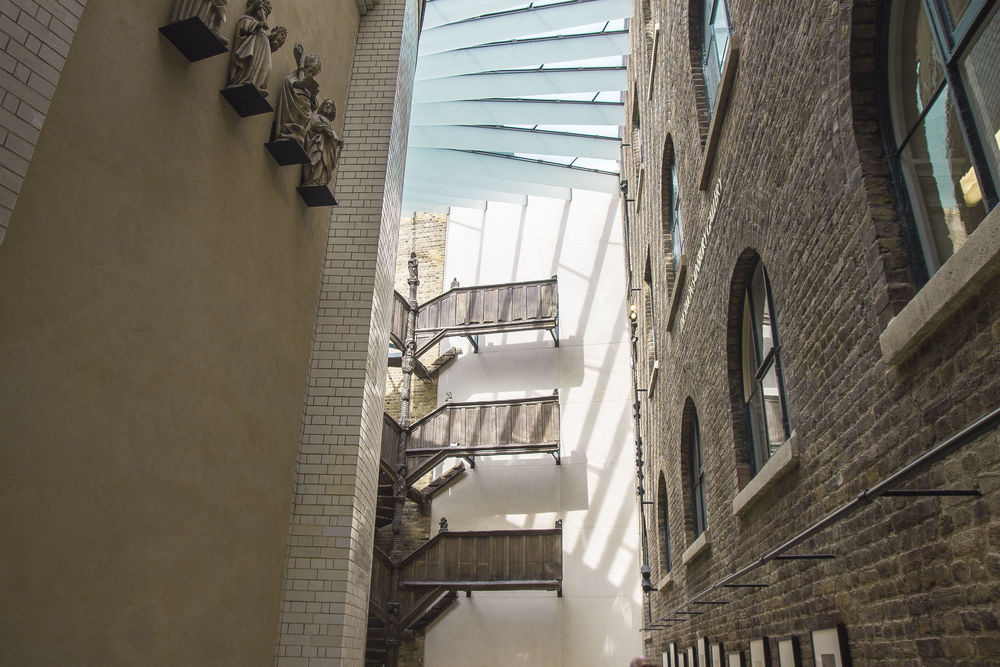 Сокровища лондонского музея Виктории и Альберта