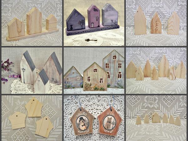 Домики из сосны и интерьерные домики. | Ярмарка Мастеров - ручная работа, handmade