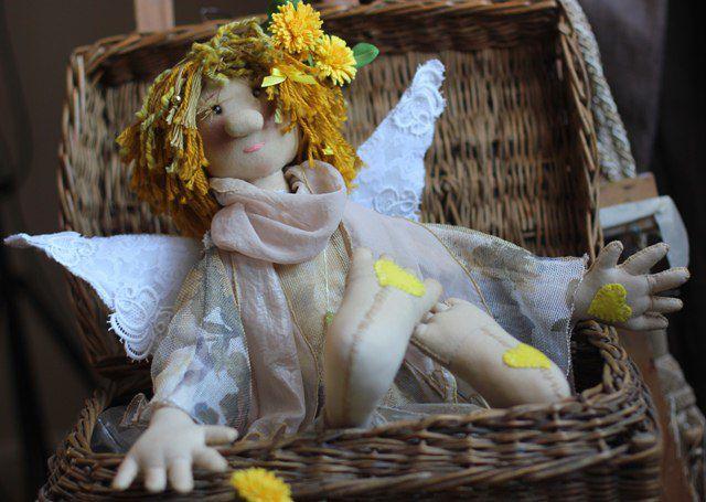 игрушки учкун наталии, текстильная игрушка