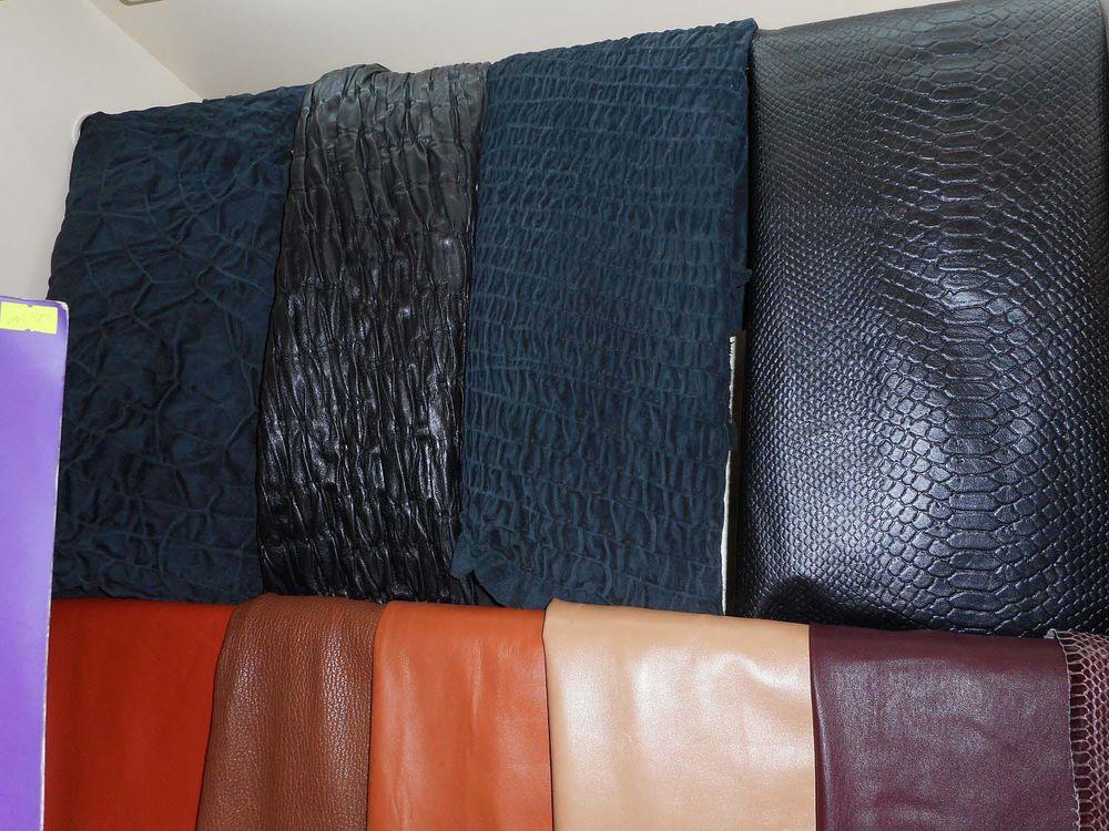 кожа для пошива сумок