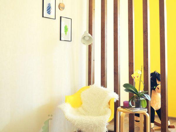 Желтый цвет в интерьере | Ярмарка Мастеров - ручная работа, handmade