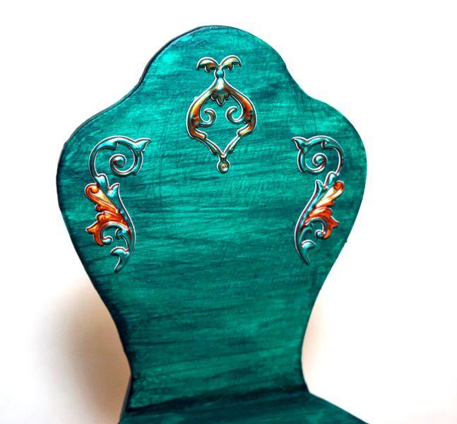 на заказ, кукольная мебель, для интерьера, аксессуары, зеленый
