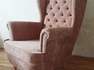 Английское Кресло. Ярмарка Мастеров - ручная работа, handmade.