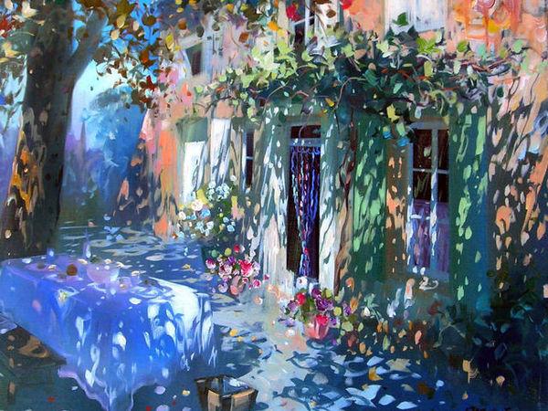 Солнечный художник Laurent Parcelier | Ярмарка Мастеров - ручная работа, handmade
