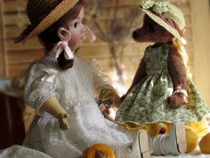 Все леди носят шляпки, или Соня + Соня. Ярмарка Мастеров - ручная работа, handmade.