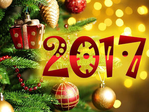 Счастливого Нового года!   Ярмарка Мастеров - ручная работа, handmade