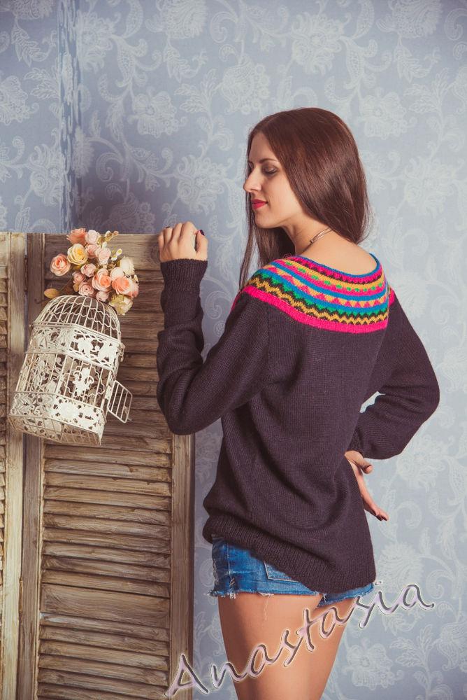 описание свитера