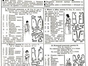 Технические рисунки Siluett, № 1/1976. Ярмарка Мастеров - ручная работа, handmade.