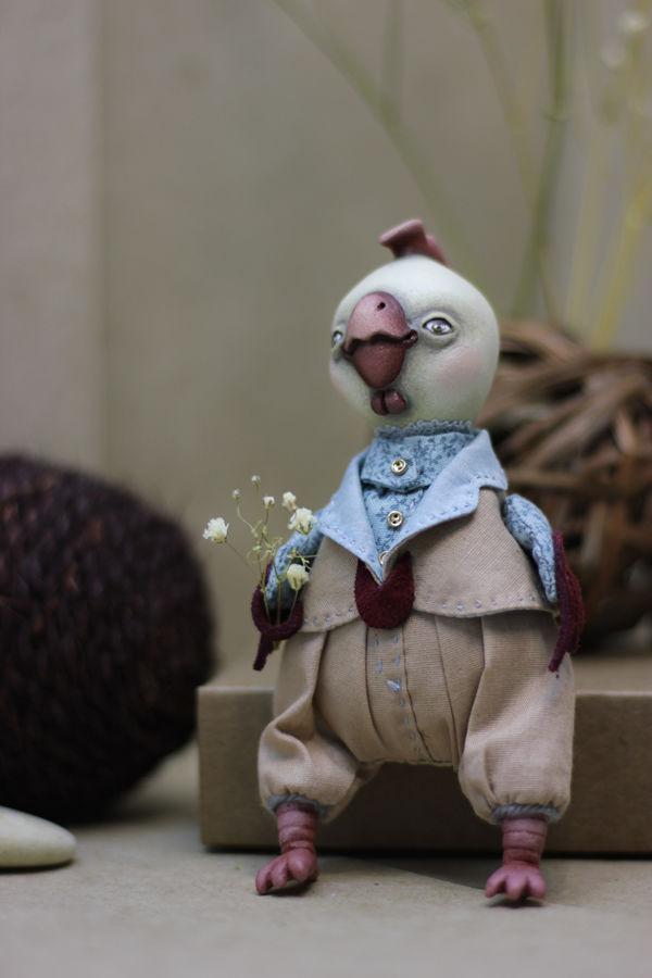 кукла интерьерная, кукла текстильная, куклы юлии волошиной