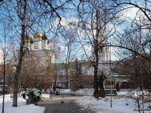 Все больше мест в Москве, где есть о чем молчать.... Ярмарка Мастеров - ручная работа, handmade.
