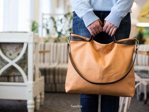 Maxi - моя новая весенняя коллекция сумок | Ярмарка Мастеров - ручная работа, handmade