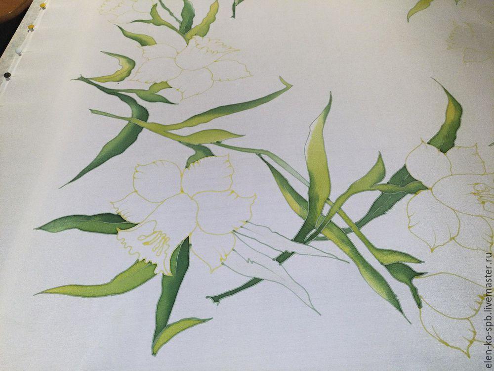 painting of the handkerchief