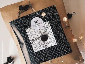 Упаковка моих изделий. Ярмарка Мастеров - ручная работа, handmade.