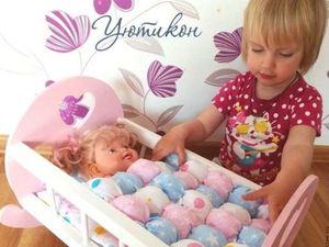 Материнский инстинкт - он в нас с детства...   Новинка для кукол на аукционе 30,31 мая и 1 июня!   Ярмарка Мастеров - ручная работа, handmade
