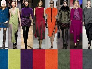 Модные цвета 2018 года: трендовые оттенки в женской одежде.. Ярмарка Мастеров - ручная работа, handmade.