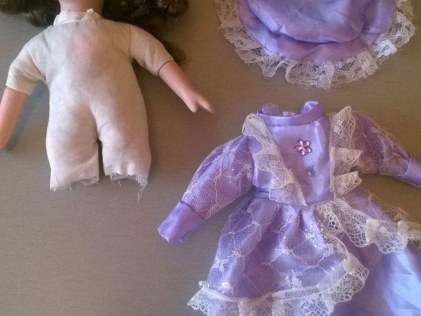 Как я реставрировала куклу. | Ярмарка Мастеров - ручная работа, handmade