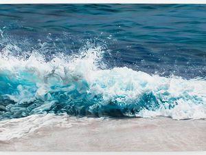 Гиперреалистичные пастельные картины от Zaria Forman. Ярмарка Мастеров - ручная работа, handmade.