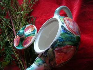 Eyes on the Prize- розыгрыш чайника от Greenfox's Pots Часть 4 ))). Ярмарка Мастеров - ручная работа, handmade.
