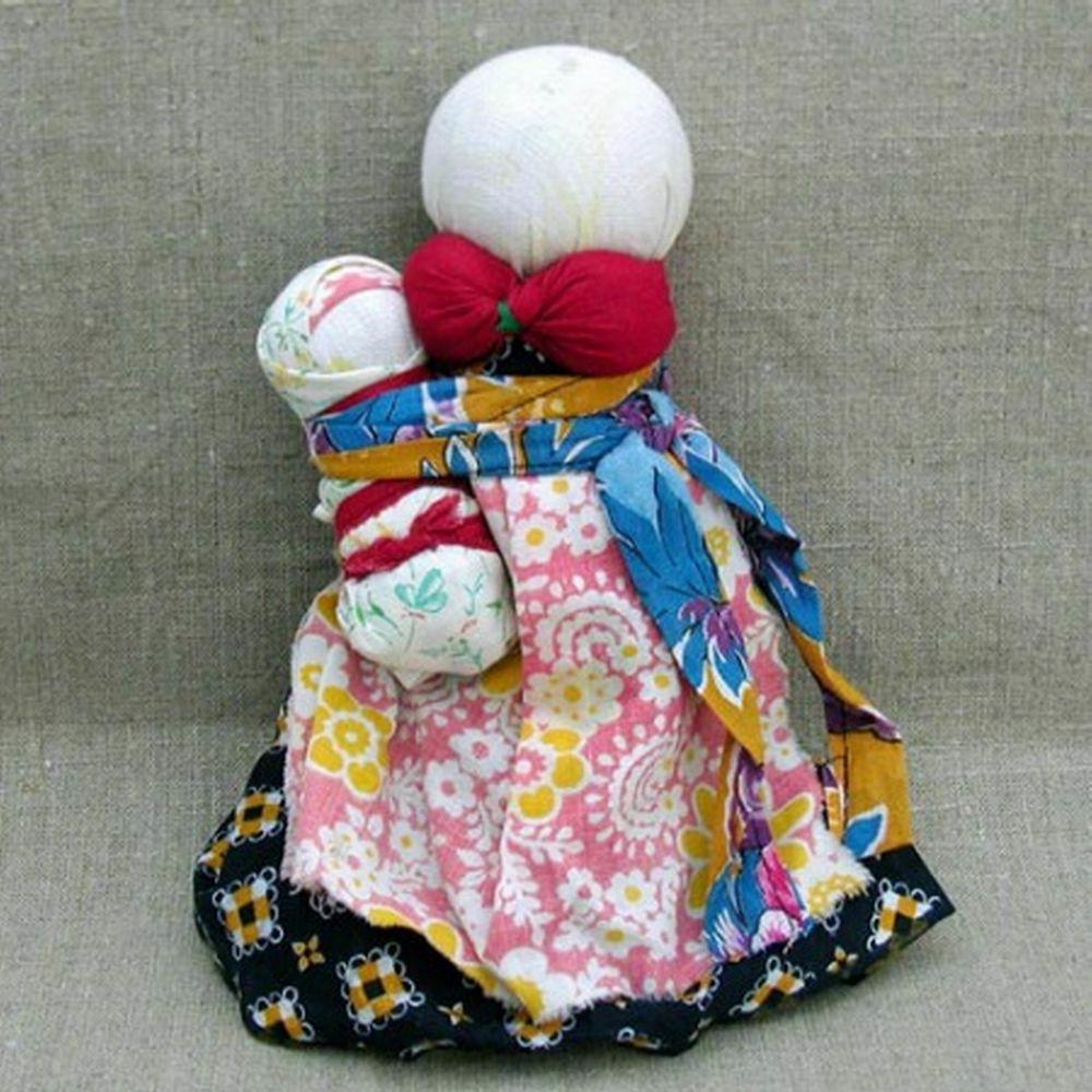 Народные куклы обереги, фото № 1