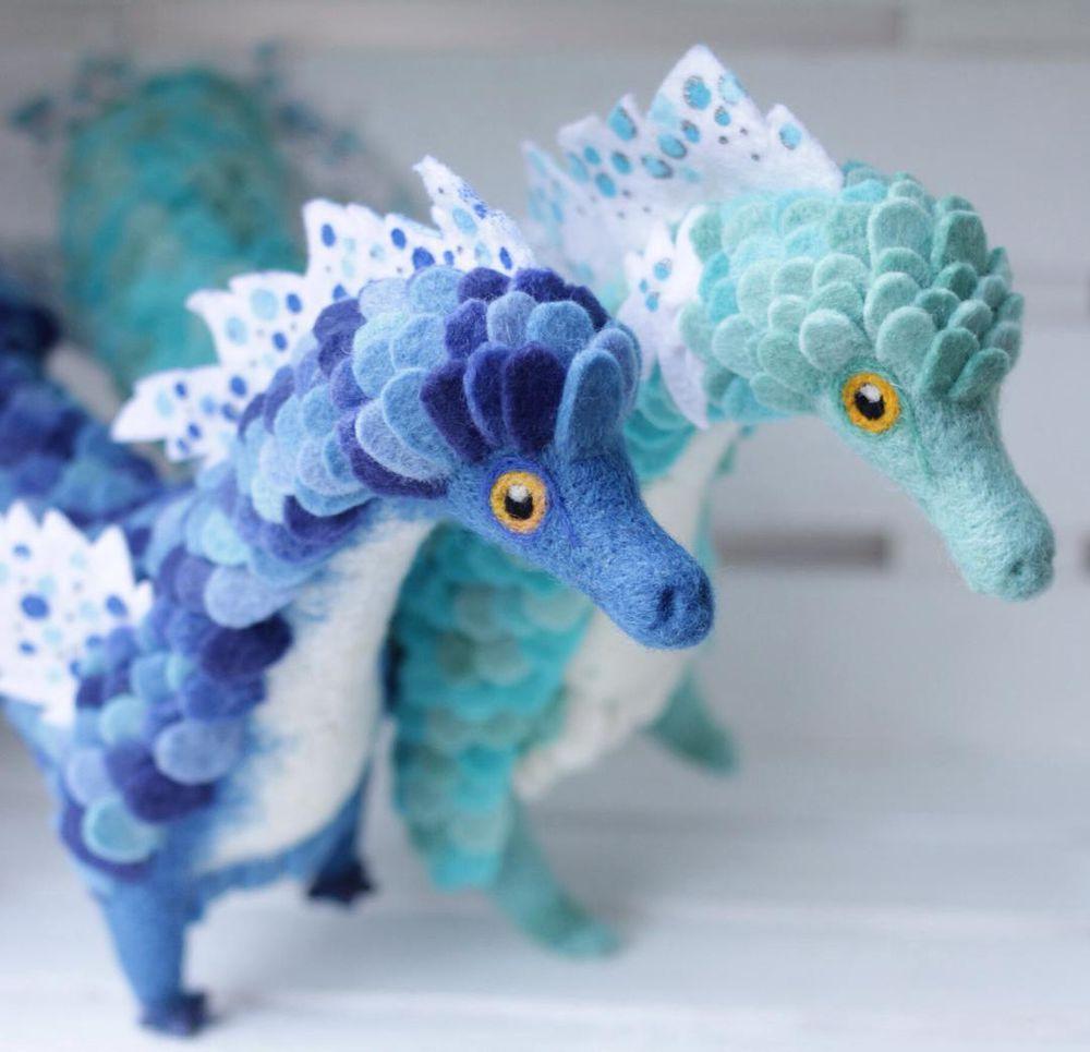 милые драконы