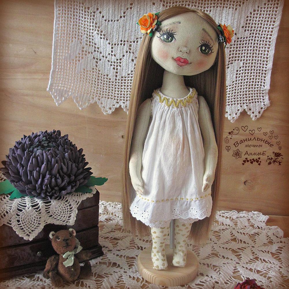 кукла в подарок, кукла на заказ