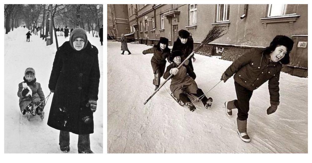 Когда-то, в волшебных московских декабрях, фото № 6