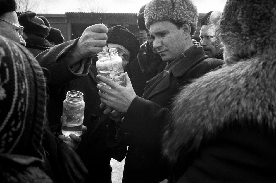 Lessing19 Москва 1958 года в фотографиях Эриха Лессинга
