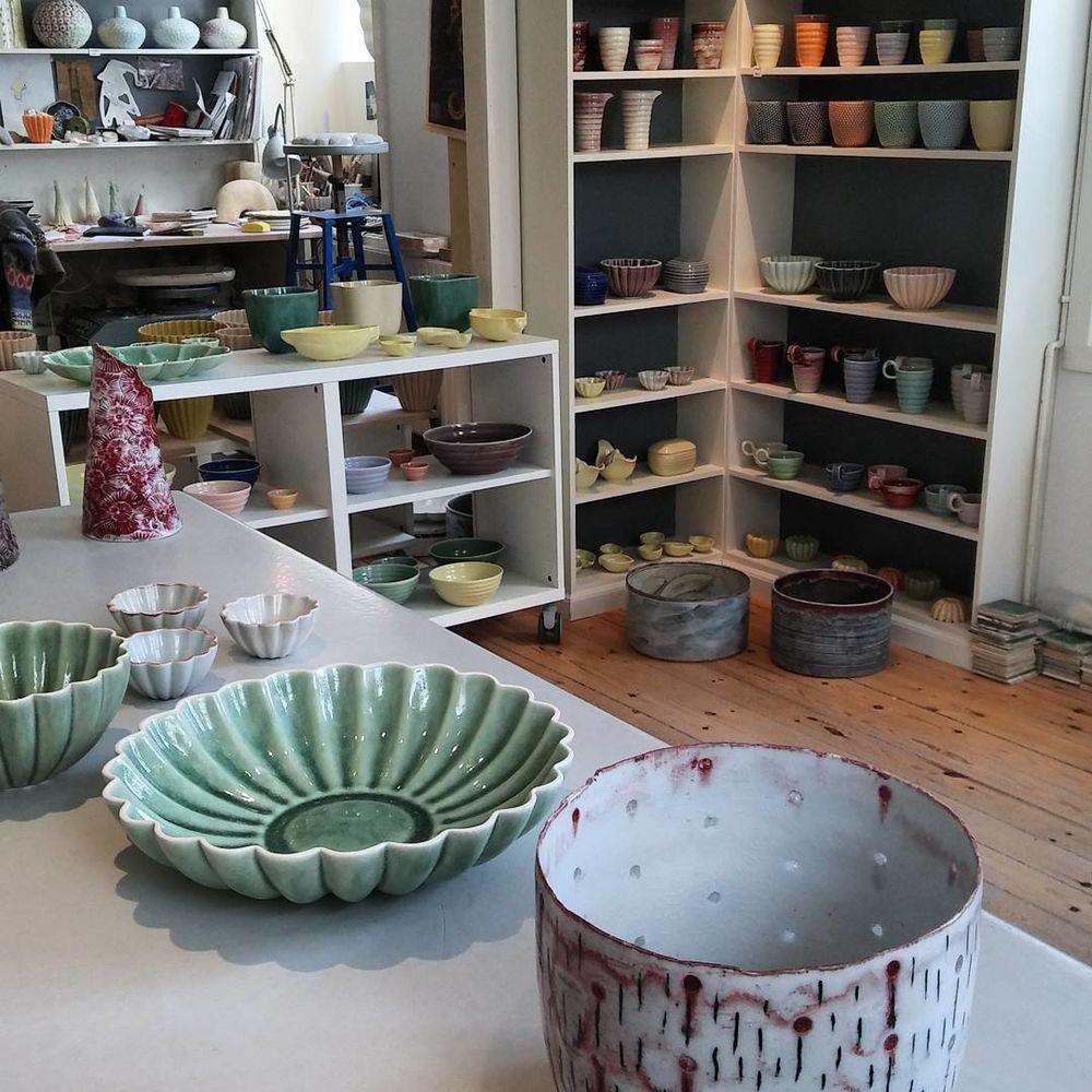 ceramic handmade