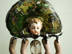 Шок и притяжение: поразительные работы Тани Скляр. Ярмарка Мастеров - ручная работа, handmade.