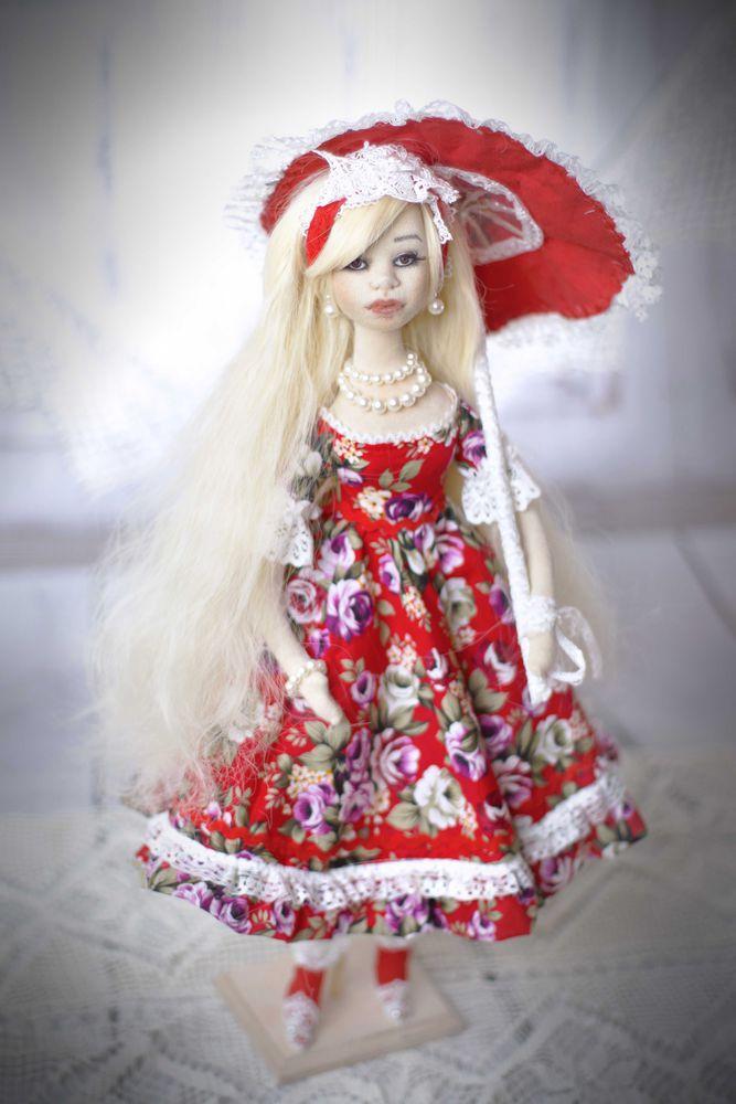 диана, коллекционная кукла