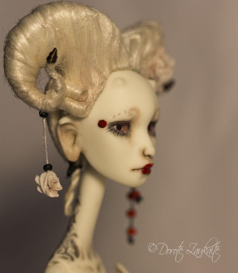 Авторские куклы Дороте Заукайте