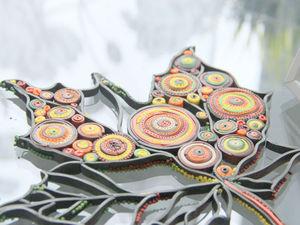 Создаем «Осенний лист» — подставку из полимерной глины: видеоурок. Ярмарка Мастеров - ручная работа, handmade.