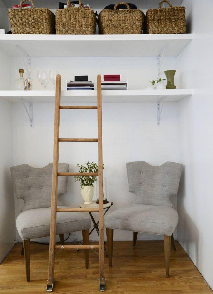 Поиграем в прятки: 45+ идей полок для маленькой квартиры, фото № 21