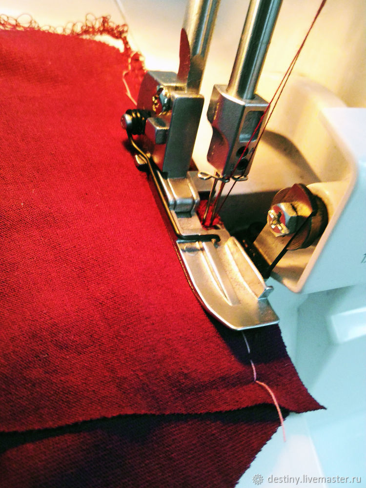 мастер-класс по шитью