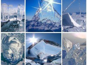 Магия льда.. Ярмарка Мастеров - ручная работа, handmade.