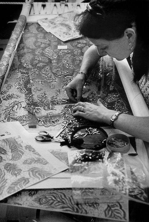 houte couture, вдохновение