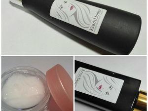 Новинки KremDoma: крем-гель, refrecher, клинсер. Ярмарка Мастеров - ручная работа, handmade.