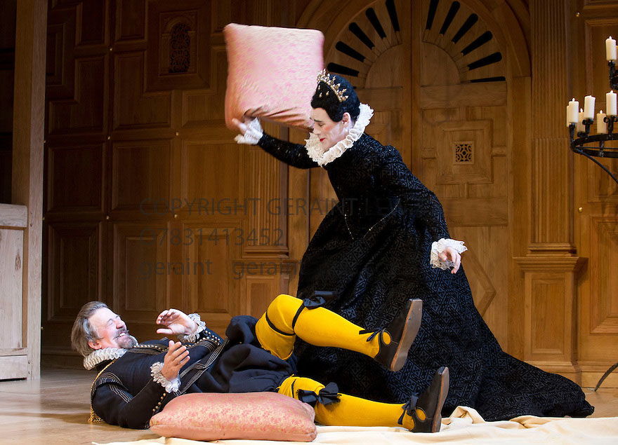 a review of the character of olivia in william shakespeares twelfth night Twelfth night review – fun and fury from ade edmondson and elegant olivia turns to beruce khan's feste as the first folio by william shakespeare.