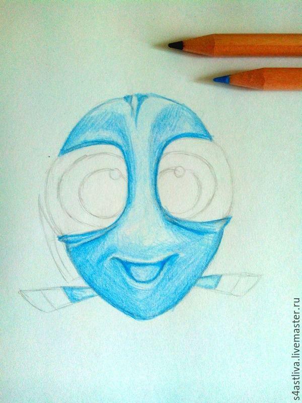 цветные карандаши, для детей