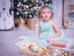 Украшения в новогодней фотосессии. Ярмарка Мастеров - ручная работа, handmade.