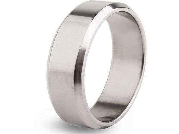 Обручальные кольца из титана | Ярмарка Мастеров - ручная работа, handmade