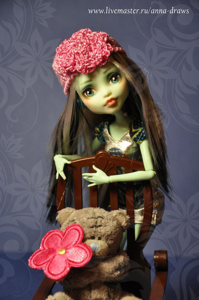 Как сделать куклу ООАК: пошаговая инструкция и видеоурок, фото № 21