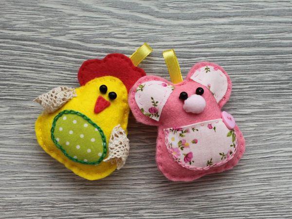 Шьем игрушки-игольницы: «Мышку-домовушку» и хозяйку года — «Курочку» | Ярмарка Мастеров - ручная работа, handmade