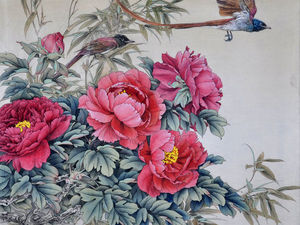 Realistic and Charming Works of Chinese Artist Zhe Li. Livemaster - handmade