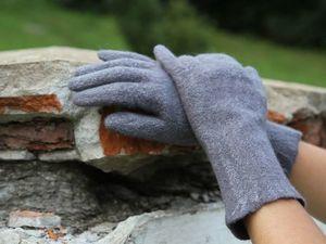 Валяние перчаток любой длины. Владивосток. Фадеева Елена. | Ярмарка Мастеров - ручная работа, handmade