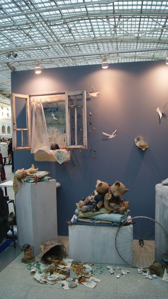 Выставка «Искусство куклы» в Гостином дворе, фото № 6