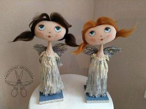Об ангелах для больших девочек. Ярмарка Мастеров - ручная работа, handmade.